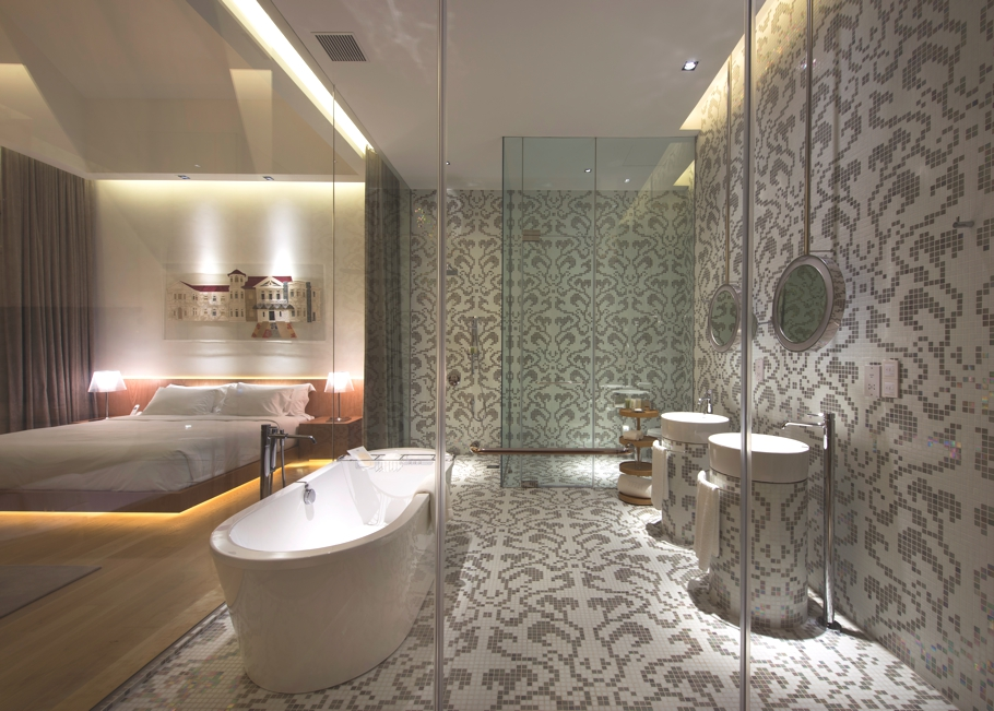 Luxury Macalister Mansion Hotel Penang Malaysia Adelto