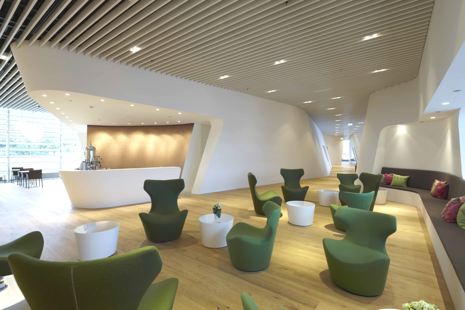 Bavarian chic at munich airports new vip lounge germany adelto adelto - Air france office montreal ...