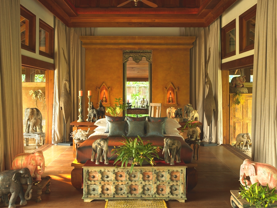 Architectural Masterpiece, The Chiang Mai Luxury Villa