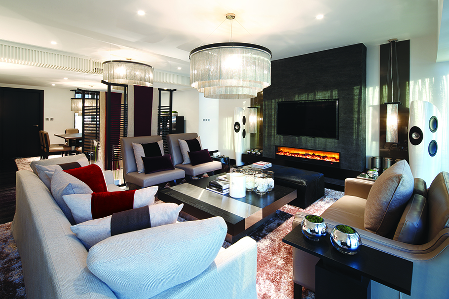 Kelly hoppen mbe luxury interiors for nanfung developments for Interior design london