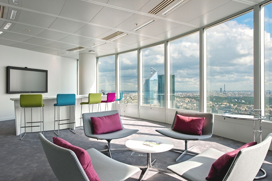 Citrix 39 s 39 workplace of the future 39 designed by area sq for Interior design agency paris