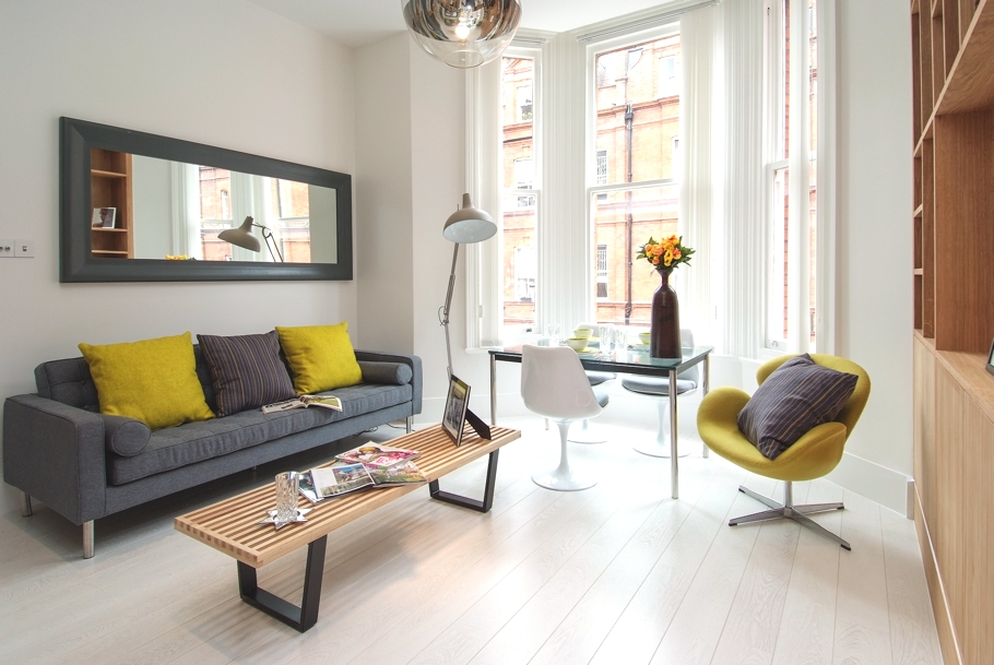 Chic Contemporary And Luxurious Egerton Gardens London