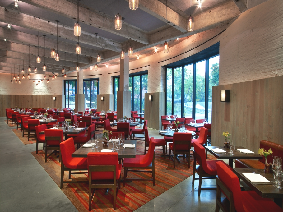 Restaurant Design Group Todisco : Sample luxury at the roundhouse beacon falls hotel new