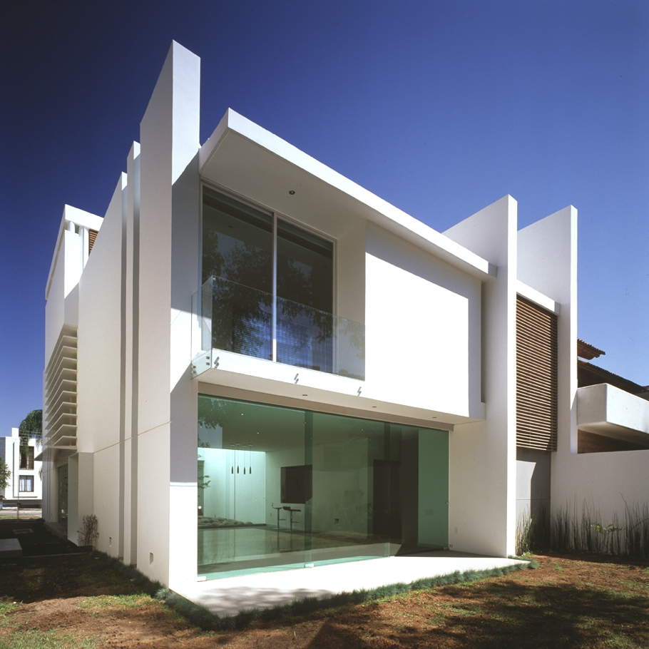 A contemporary way of life at t house jalisco mexico adelto adelto Home architecture in mexico
