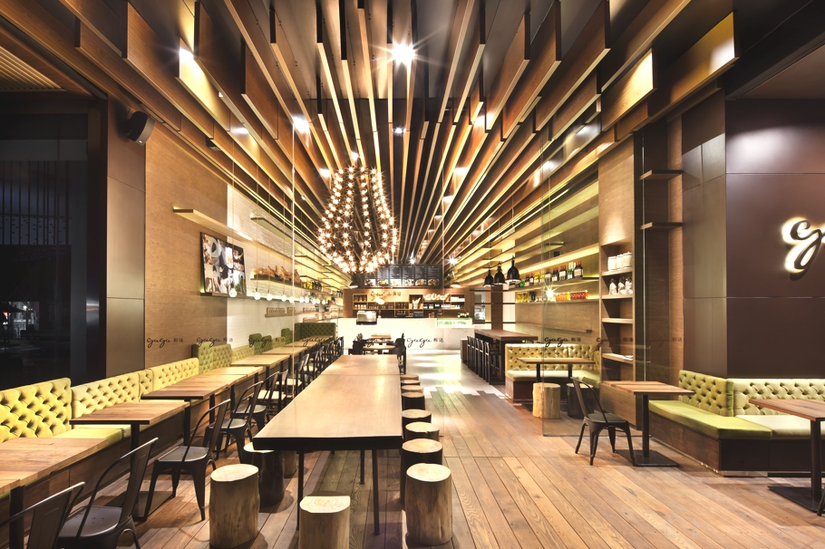 Luxury restaurant design gaga shenzhen china « adelto