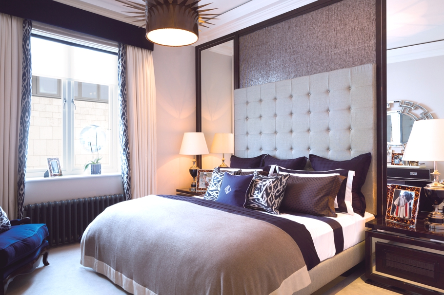 Luxury residential development the russell london for Luxury residential interior designers london