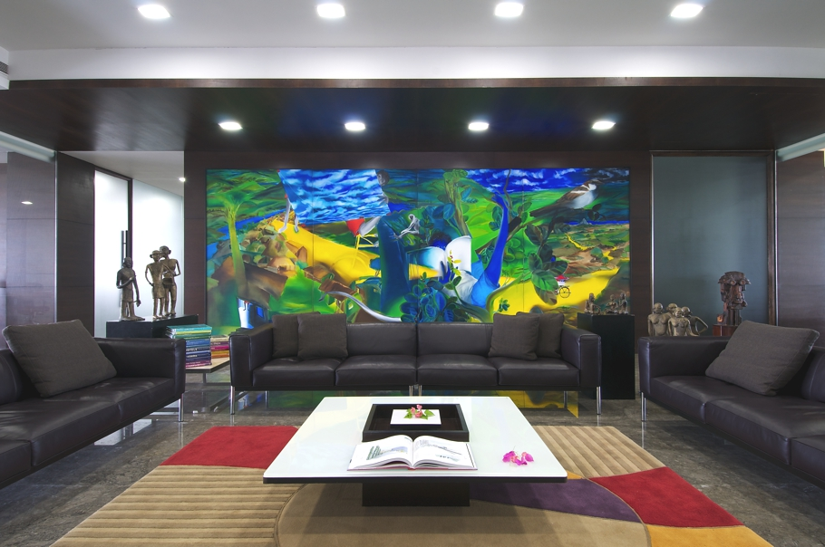A Corporate Office Design In India By HPA Adelto Adelto