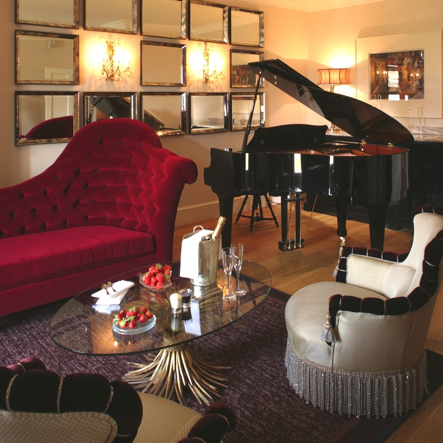 Romantic Country Hotels Uk: Escape To The Grove For A Romantic Break Near London