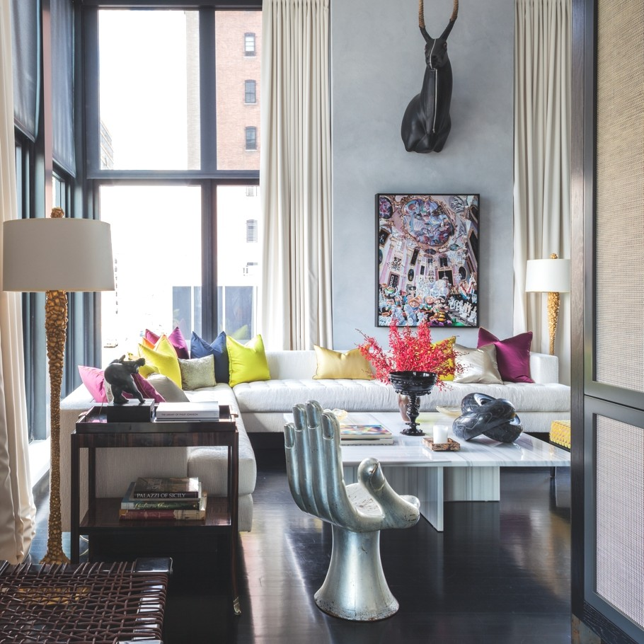 jamie drake 39 s trendy new york apartment adelto adelto