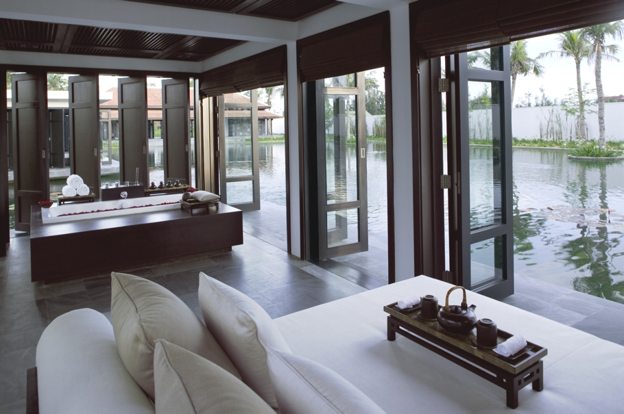 Be enchanted entertained and soothed at nam hai vietnam for Design hotel vietnam
