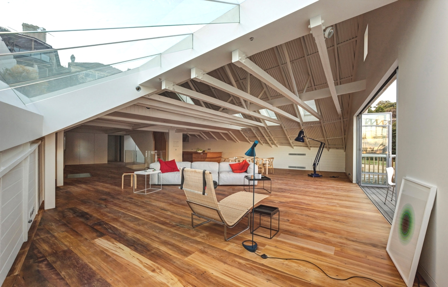 Luxury Lavender Bay Boatshed By Stephen Collier Architects Adelto Adelto