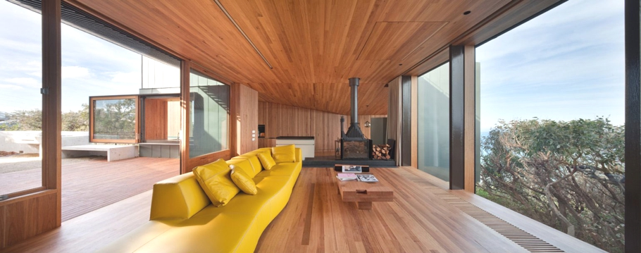 Luxury fairhaven beach house by john wardle architects for Beach home designs victoria