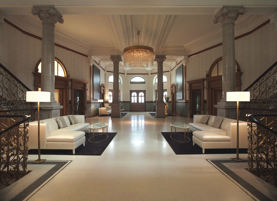 The dolder grand luxury class city resort zurich for Interior design zurich