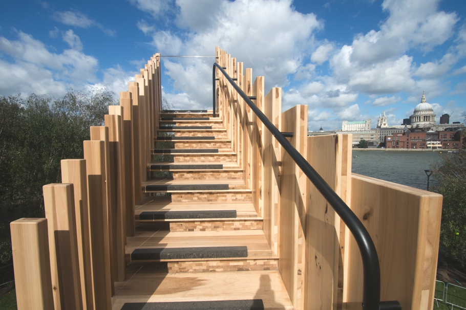 London-Design-Festival-Endless-Stair-Adelto-14