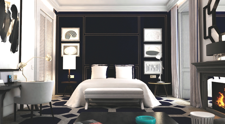 39 Only You 39 A New Boutique Hotel Concept For Madrid Spain