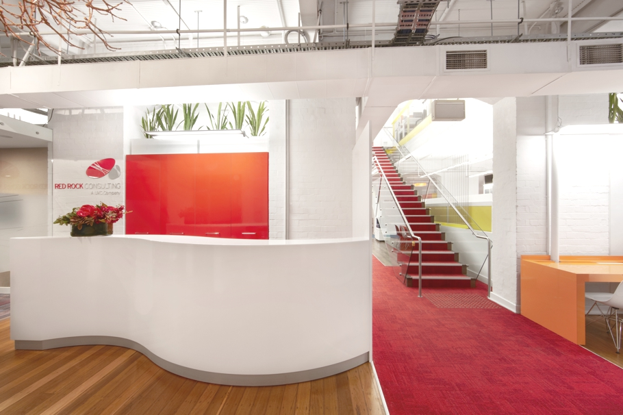 Red Rock HQ Sydney By Rolf Ockert Design Adelto Adelto