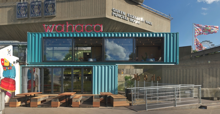 The Wahaca Southbank Experiment (UK) _ Softroom