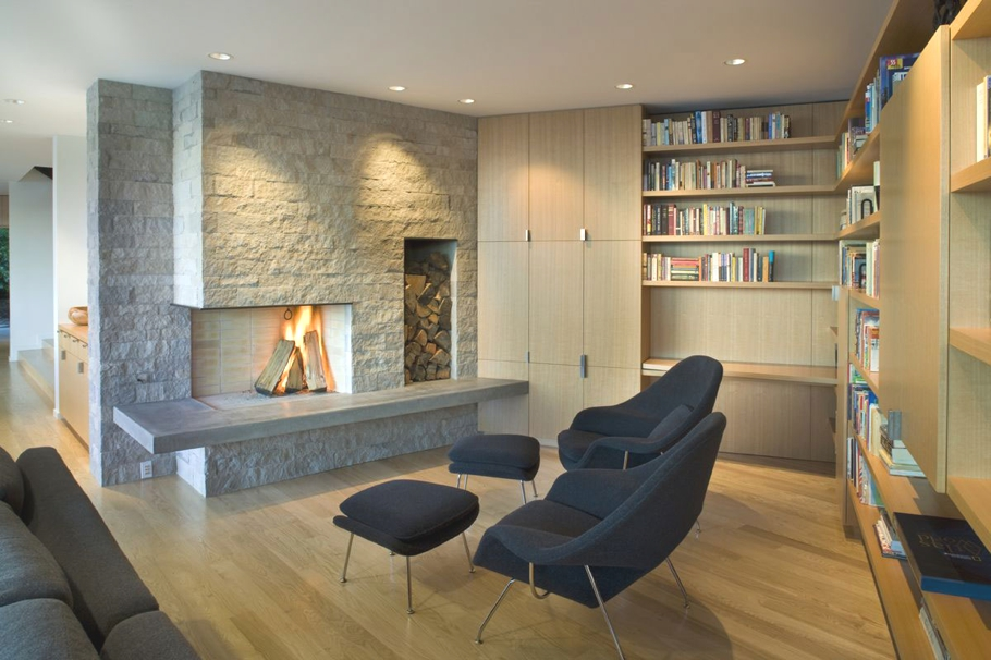 The Interior Design Of This Contemporary Home In Seattle Is Modern And