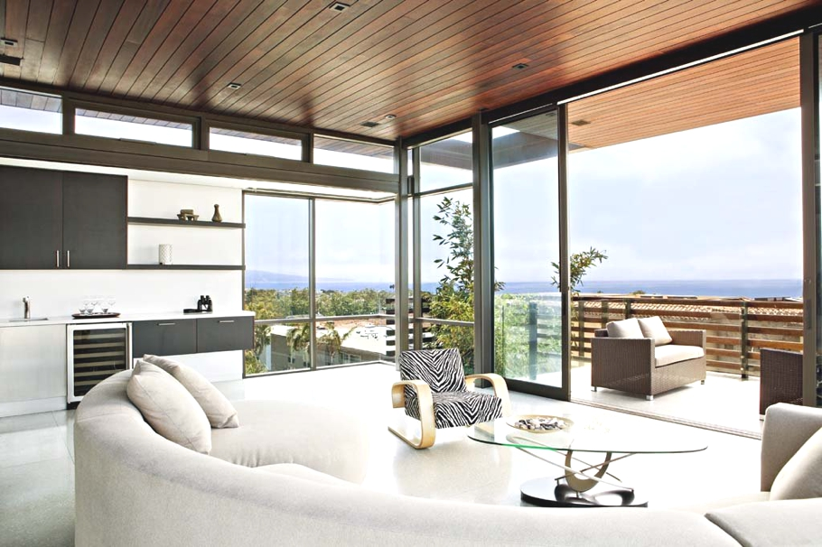 contemporary los angeles property ettley residence