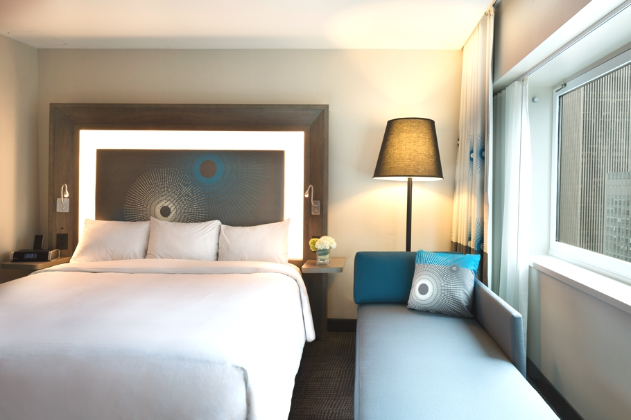 Novotel New York Times Square S 85 Million Quot Metamorphosis