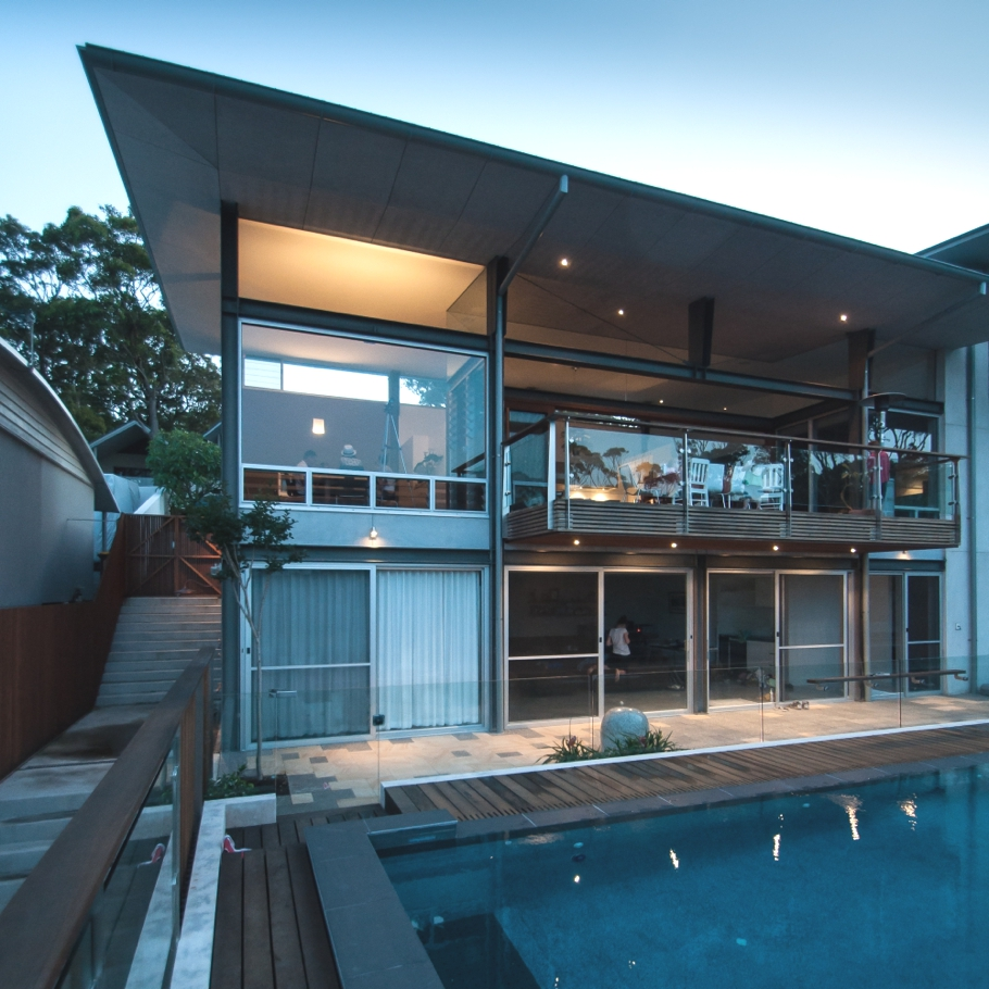 Bkd Luxury Co Home: Luxury Dudley Home In Australia By Bourne Blue