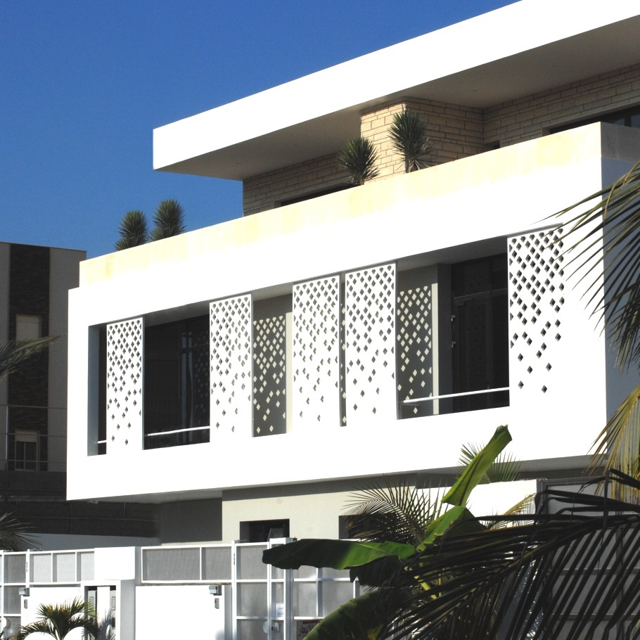Contemporary 4 Houses In Jeddah By Dom Arquitectura
