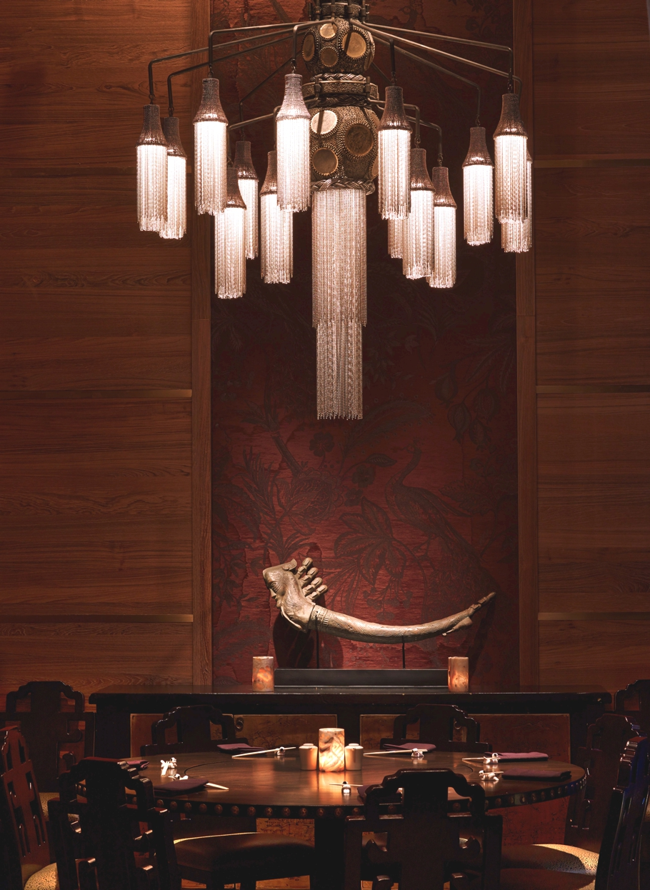 Luxury restaurant design new york city adelto «