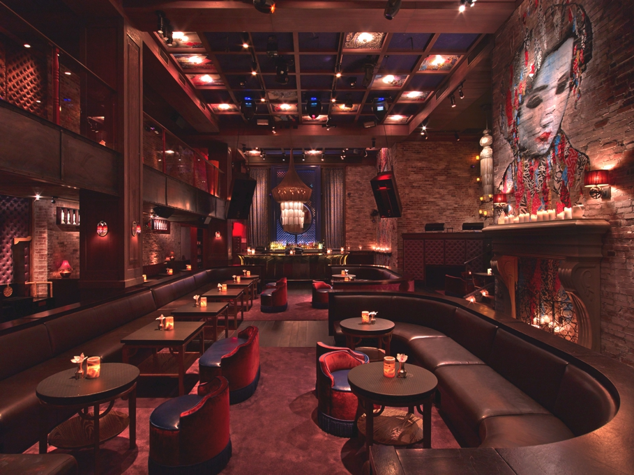 Restaurant Design New York City : Tao downtown new york by rockwell group « adelto