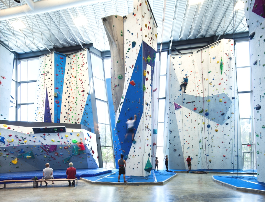 Climbing Wall Design Company : Montr?al s funky new rock climbing gym allez up ? adelto