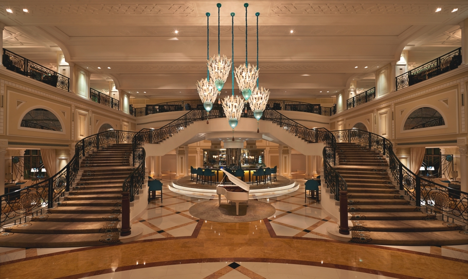 Luxury Interior Design For Waldorf Astoria Ras Al Khaimah