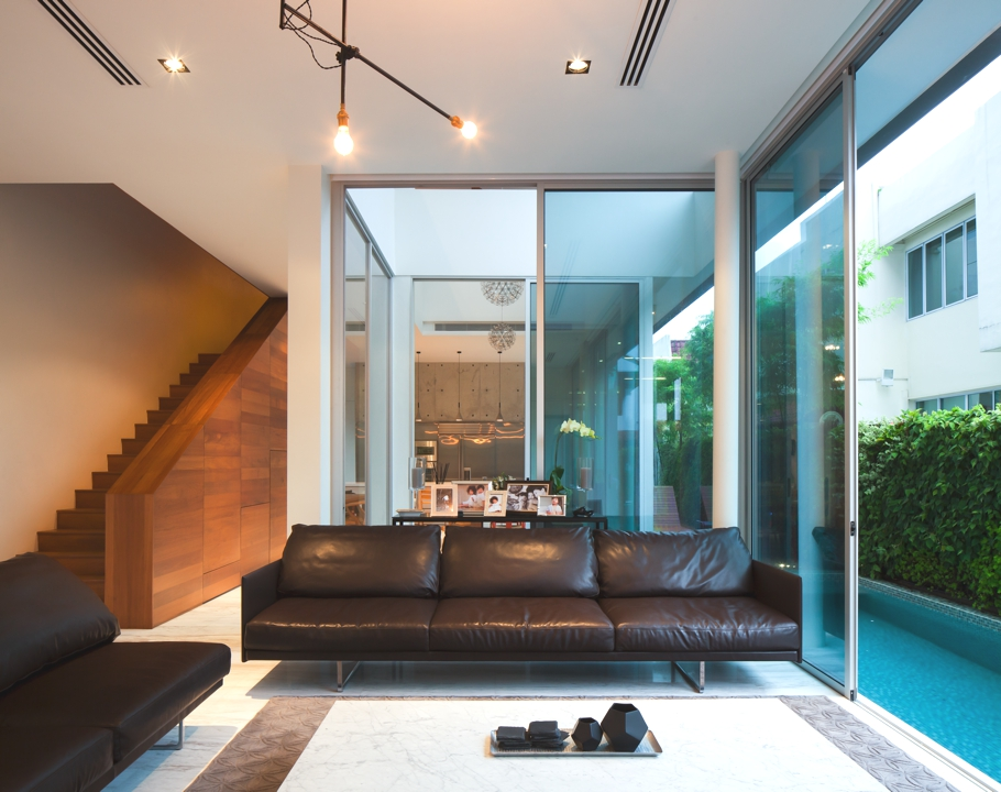 Luxury home in singapore inspired by 50s and 60s decor 50s home decor uk
