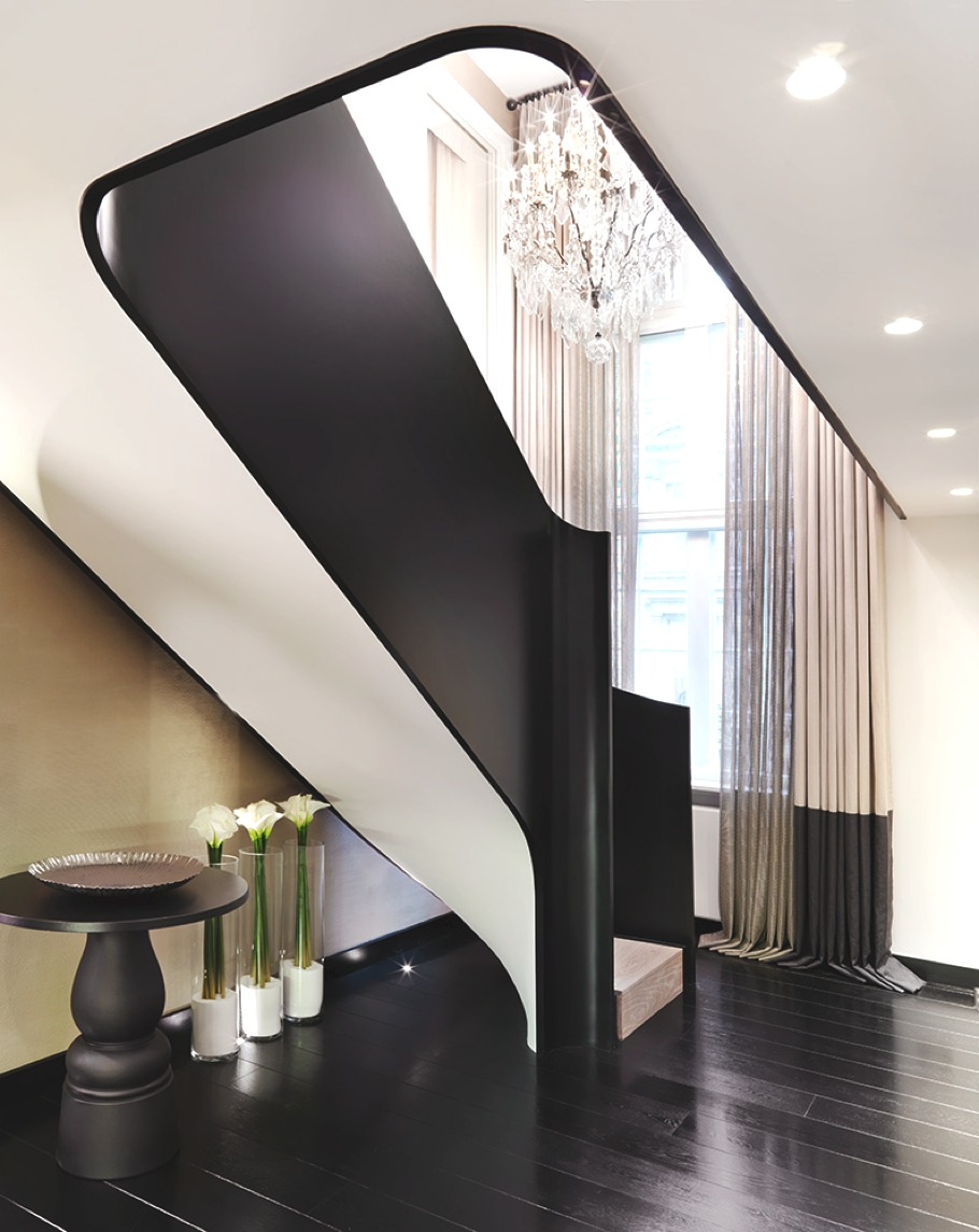 Luxury covent garden apartment by kelly hoppen mbe for Interior design london