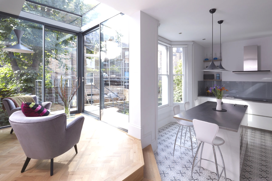 Kempson Road In London By Giles Pike Architects Adelto