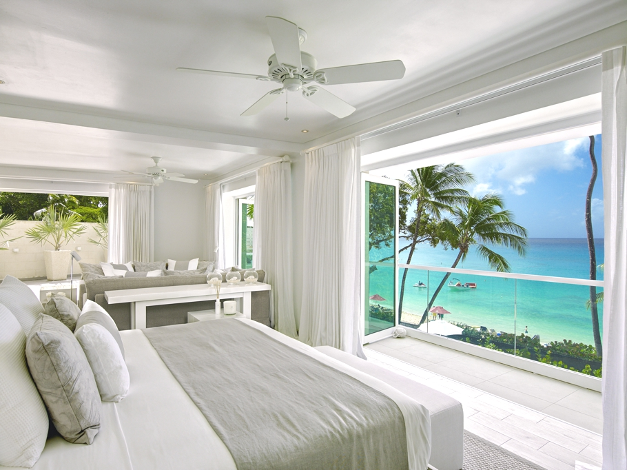Luxury barbados home footprints by kelly hoppen mbe for Chambre avec vue sur la guerre