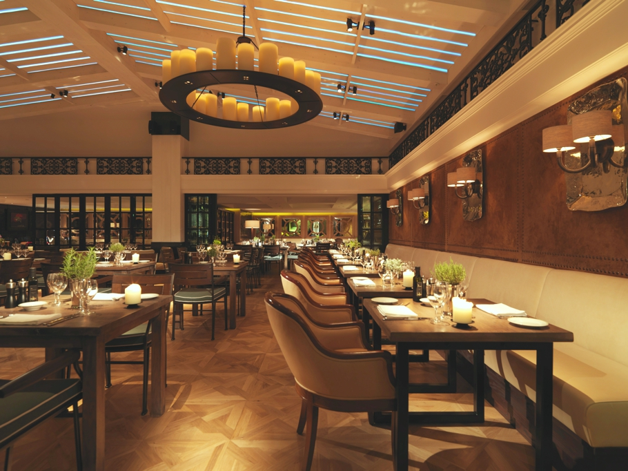 Restaurant review novikov italian mayfair london