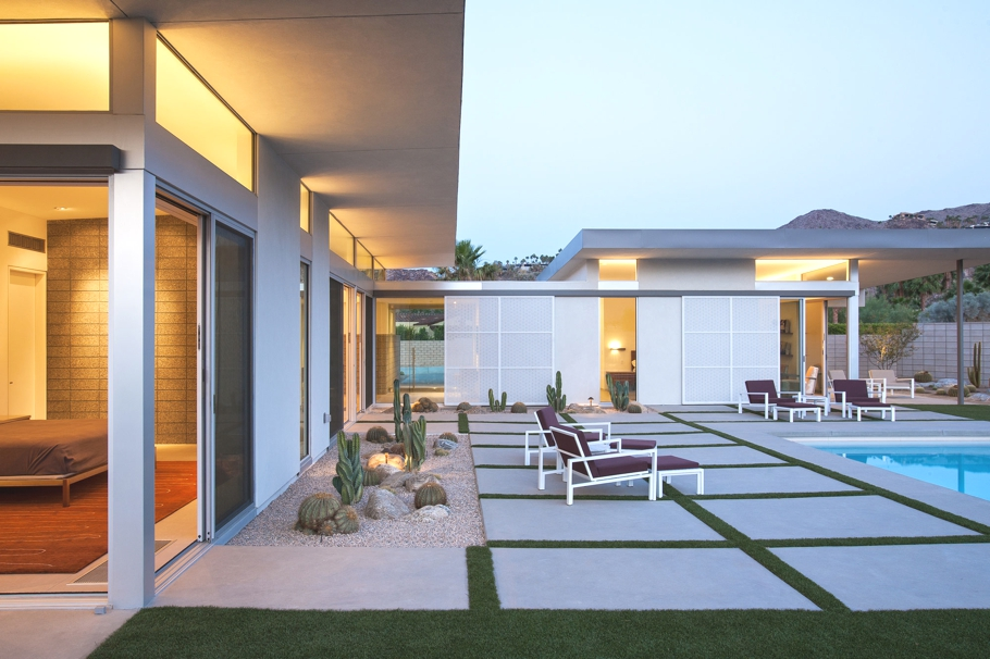 Luxury Home In Palm Springs By O2 Architecture 171 Adelto Adelto