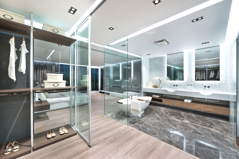 In Order To Enhance The Visual And Ambient Augmentation Of Interior Space Designer Completely Remodeled This Home Seeking Not Only