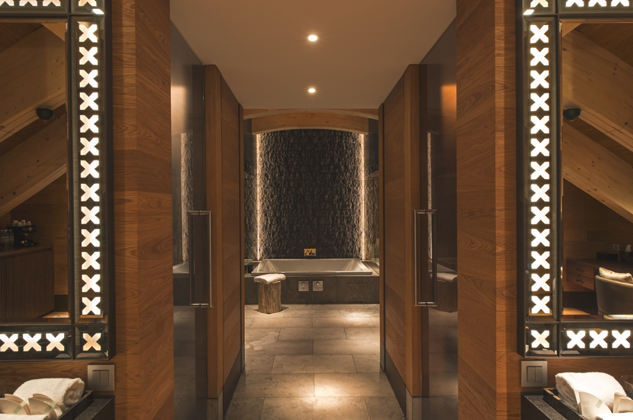 Enjoy a private chalet experience at chedi andermatt switzerland adelto adelto - Hotel viura arquitecto ...