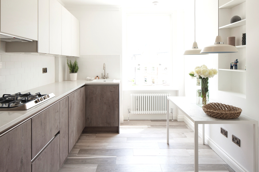 Modern redesign for a victorian london home adelto adelto for Interior designers based in london