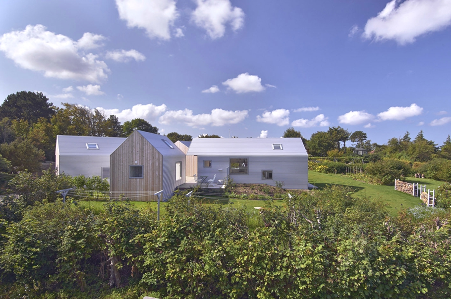 Summerhouse denmark contemporary homes in norway adelto for Modern house design norway