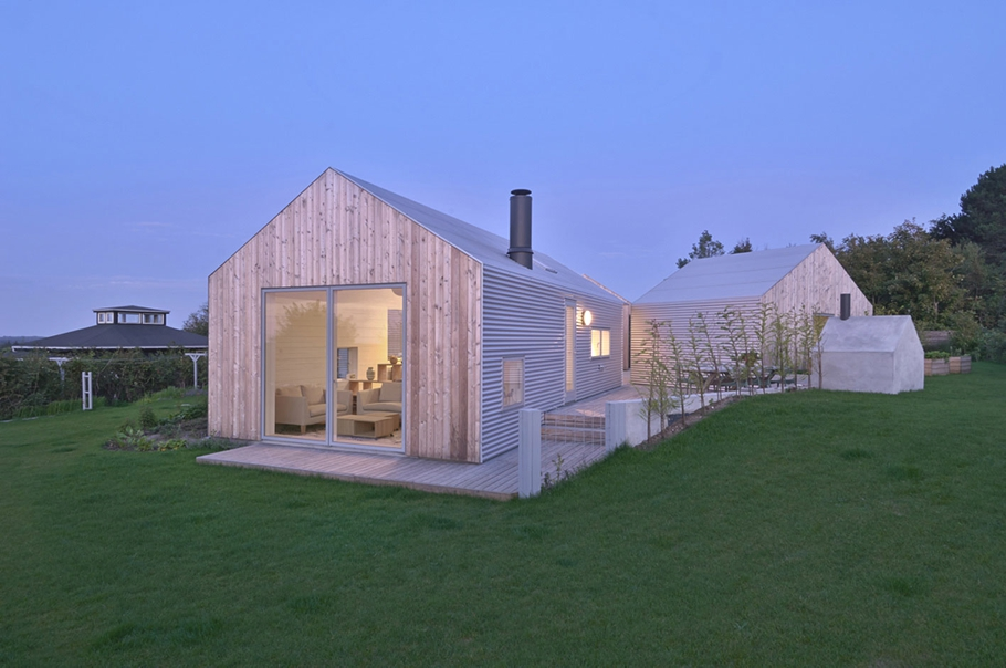 Summerhouse Denmark Contemporary Homes In Norway 171 Adelto