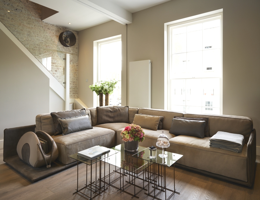 66 Liverpool Road Is A Boutique Trio Of Stunning Apartments, Situated  Within A Luxurious Renovation Of A Substantial Period House On A Sought  After Road In ...