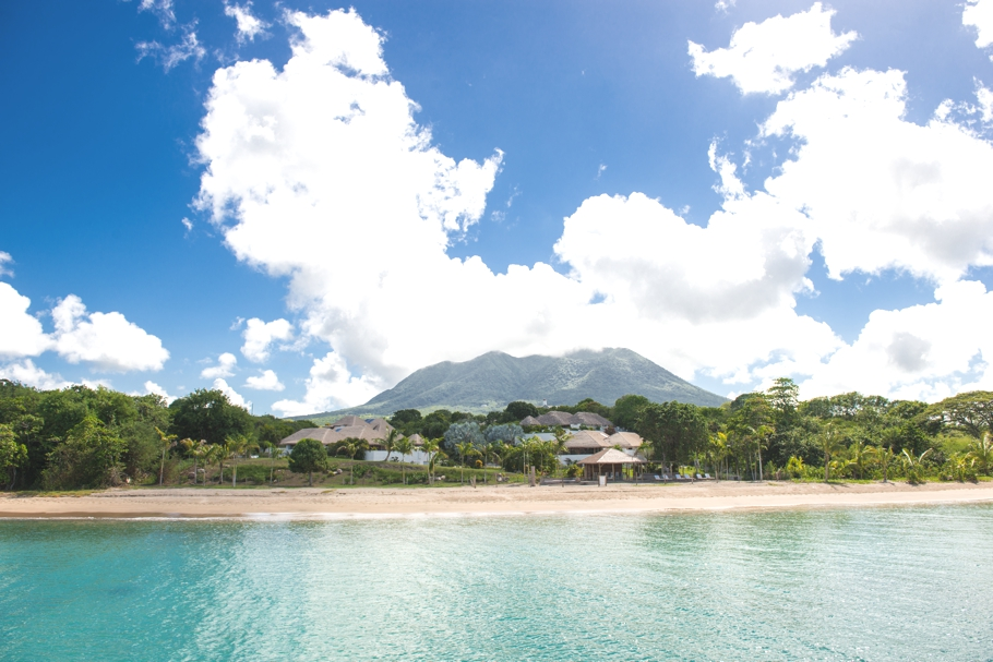 Explore The Beauty Of Caribbean: Paradise Beach Nevis: A Boutique Villa Resort In The