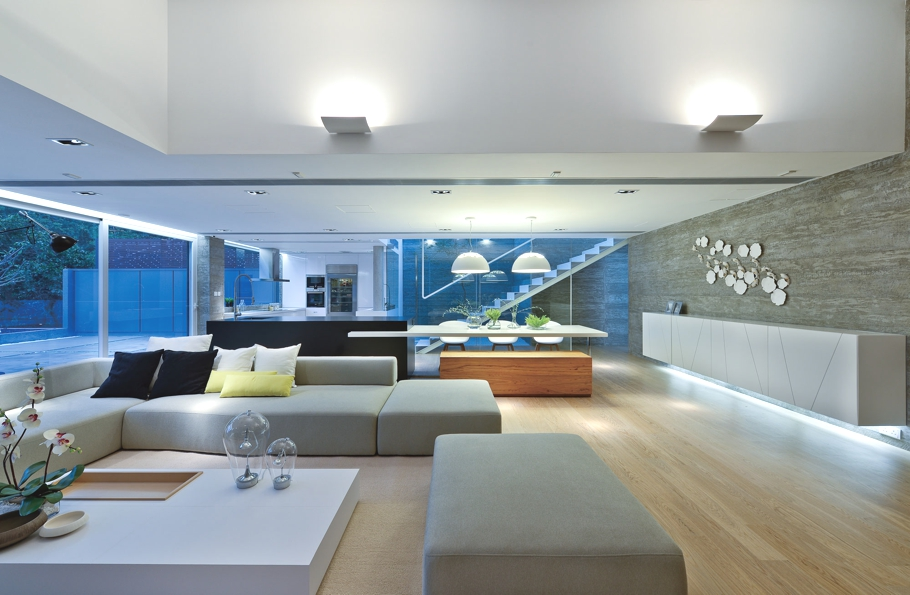 Luxury Home In Shatin Hong Kong By Millimeter Interior