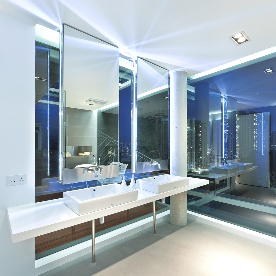 Home Design Ideas Hong Kong: Luxury Home In Shatin, Hong Kong By Millimeter Interior