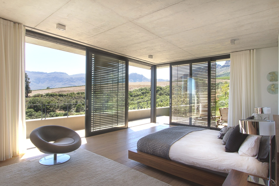 2013 The Luxury Family Home Is Located In Stellenbosch South Africa