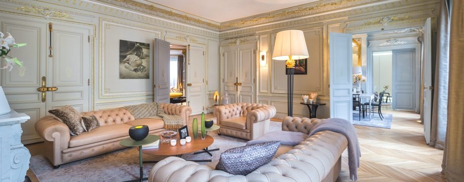 This apartment will make you want to live in Paris « Adelto Adelto