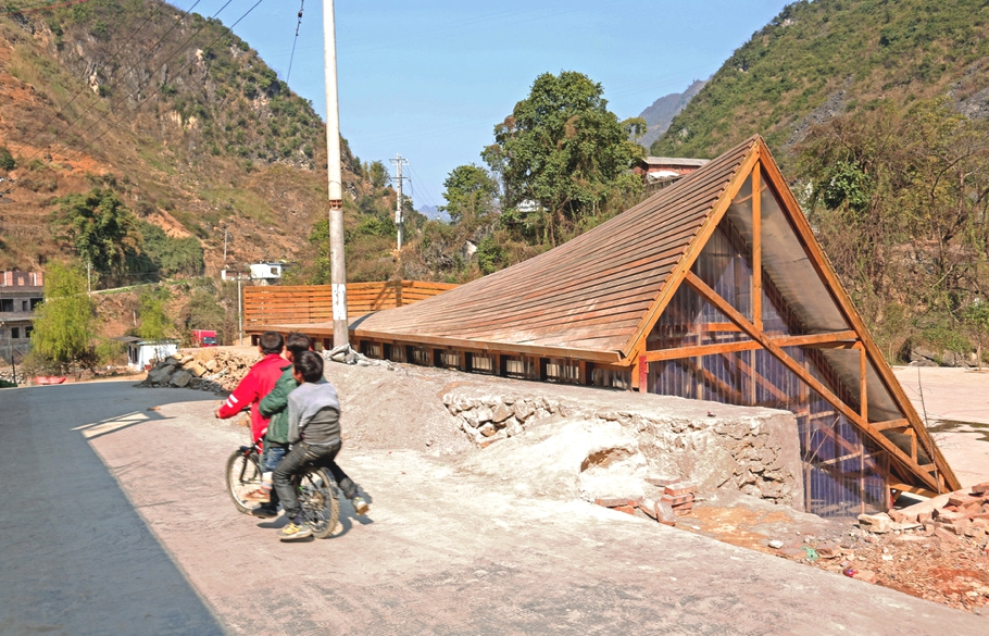 contemporary-library-design-shuanghe-village-china-adelto-04