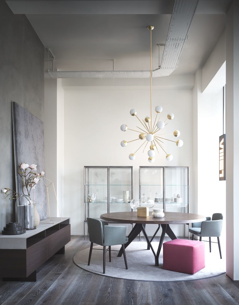 Contemporary new london flagship store opens for lema for Designer furniture shops london