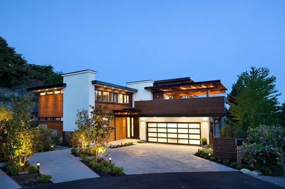 contemporary home in Vancouver, Canada 2